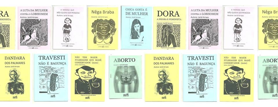 livros jarid