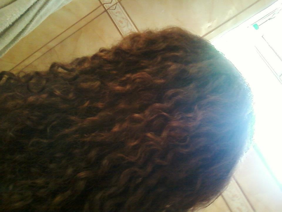 cabelo com amônia sem progressiva