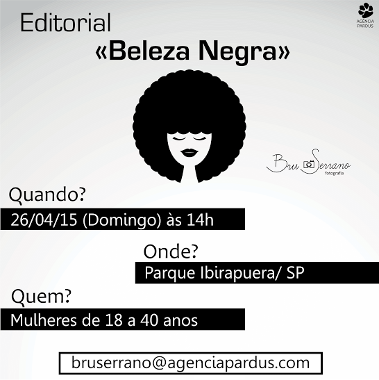 editorial beleza negra