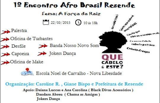 encontro afro brasil