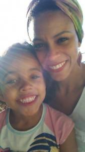 mary e filha
