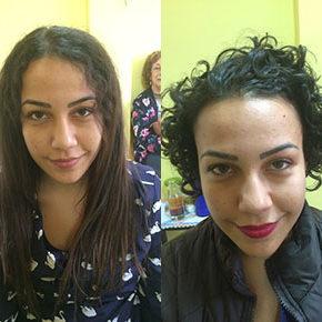 """O big chop da Sarah Teves: """"Não sabia mais como era meu cabelo natural!"""""""