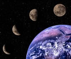 fases da lua pequena