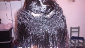cabelo crespo