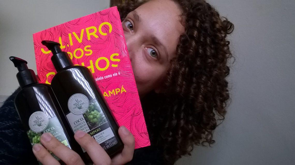 Bianca Neudorff, terceira colocada da 2ª Promoção Meu Cabelo, Minha História, enviou esta foto onde aprova os produtos da Multi Vegetal em seus cachos. Ela também foi agraciada com um exemplar de O Livro dos Cachos
