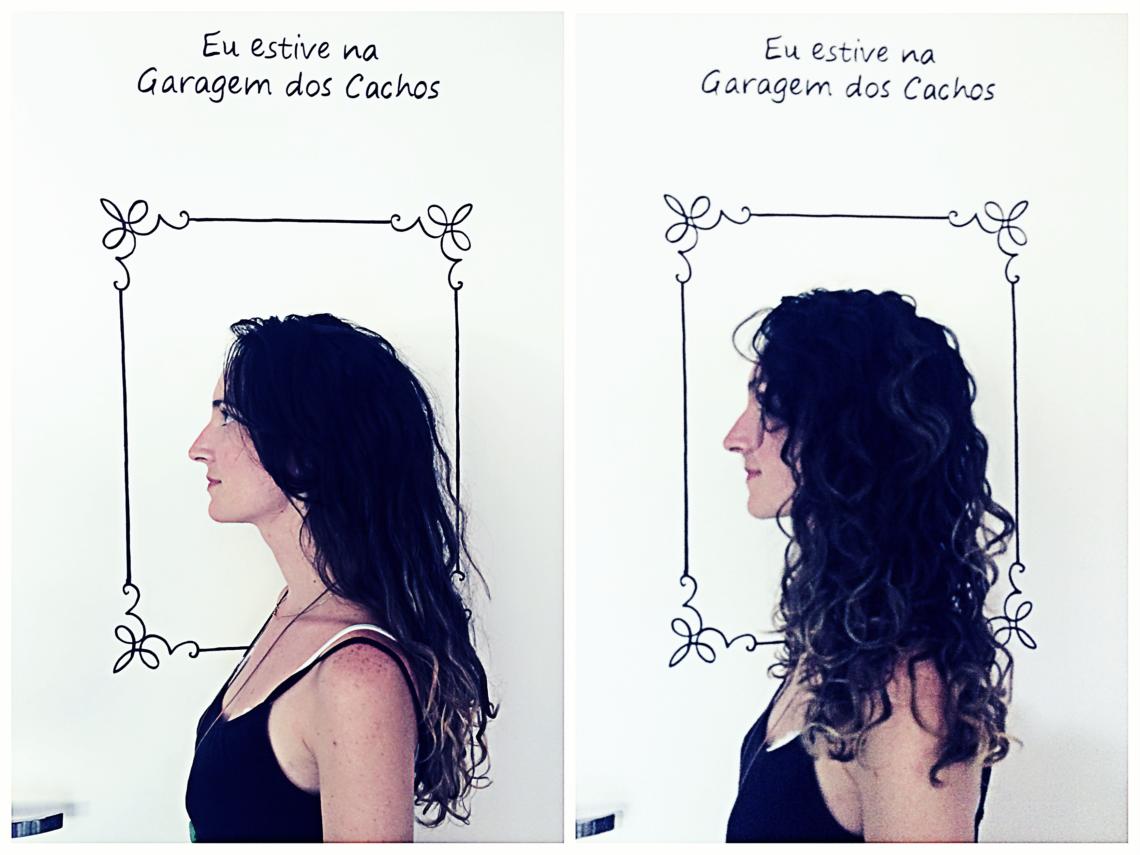 cabelos ondulados naturais como cuidar